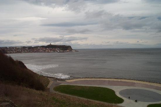 Mansion House Scarborough: View From Front Of Hotel