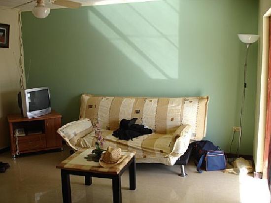Aruba Blue Village: Living Room