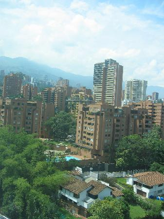 Holiday Inn Express Medellin: View from room