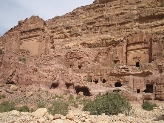 Petra/Wadi Musa, Jordanien: city