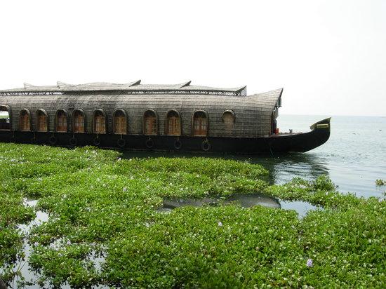 Thekkady, Indien: Tourist Boat Kumarakom