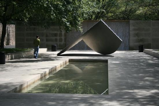 Dallas Museum of Art: sculpture garden