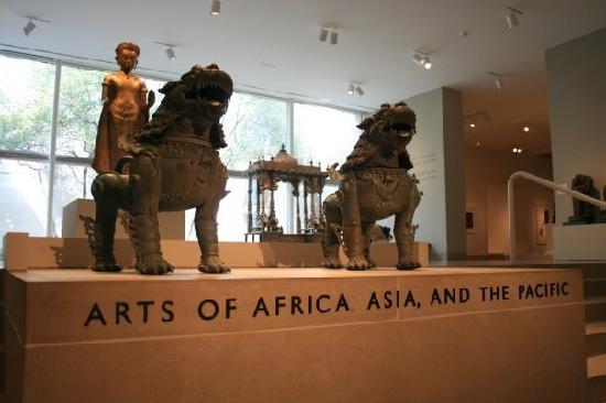 Dallas Museum of Art: sign