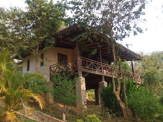 Lao Spirit Resort : Our bungalow