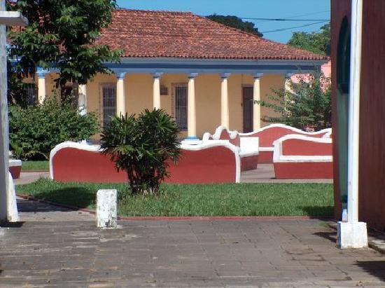 Tlacotalpan, México: Plaza Marta