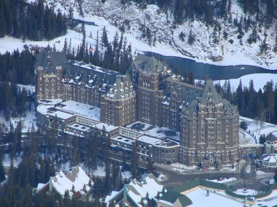 Restaurants Near Fairmont Banff Springs Hotel