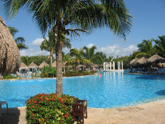 Iberostar Paraiso Beach: swim up bar