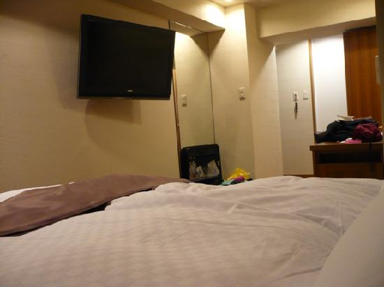Kadoya Hotel: The big quality bed