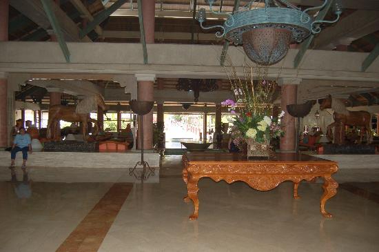 Iberostar Bavaro Suites: le lobby