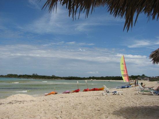 Las Tunas, Kuba: superbe plage