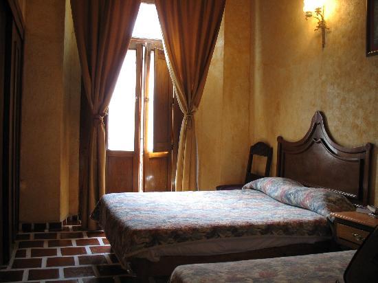 Hotel Frances: Room 106