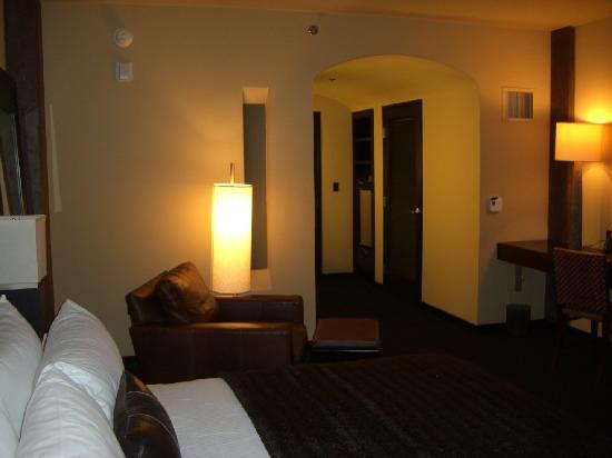 Hotel Valencia - Santana Row : deluxe room