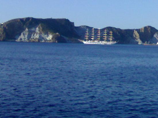 Ponza Island, Italy: sttemariI-noleggio barche