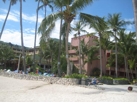 Coral Costa Caribe Resort & Spa: One of the hotel buildings