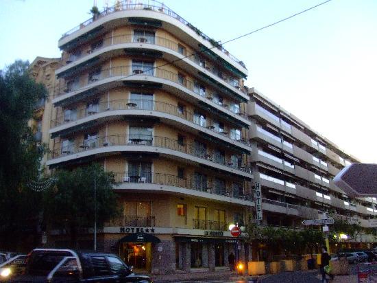 Hotel moderne photo de moderne hotel menton tripadvisor for Moderne hotels nrw