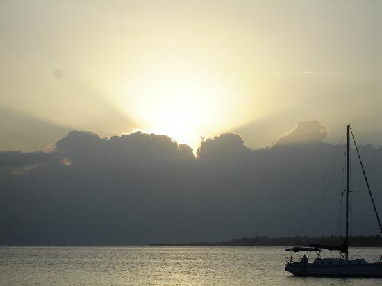 Sunset View from Deck2 - Eclypse de Mar