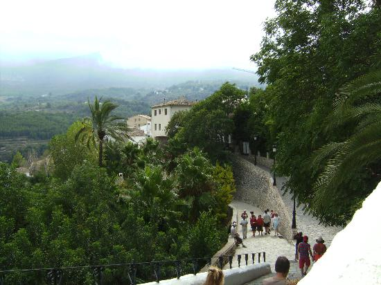 Guadalest Monastery : Guadelset