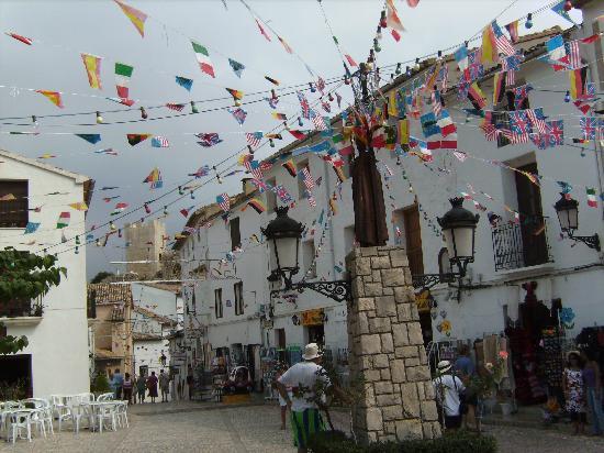 Guadalest Monastery : Guadalest