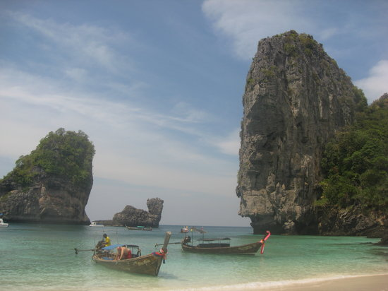 Ko Phi Phi Don, Thailand: You have got to be here!
