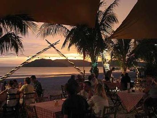 Beach Garden Restaurant - Pantai Cenang - Langkawi