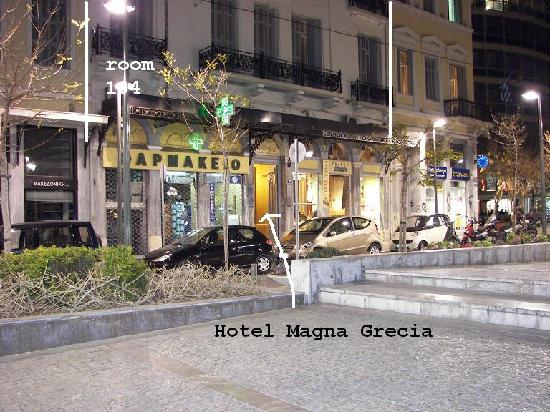 Our keys picture of the zillers boutique hotel athens for Best boutique hotels athens