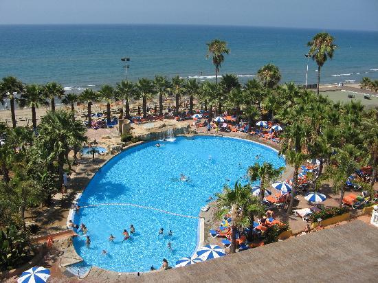 Marbella Playa Hotel: la piscine