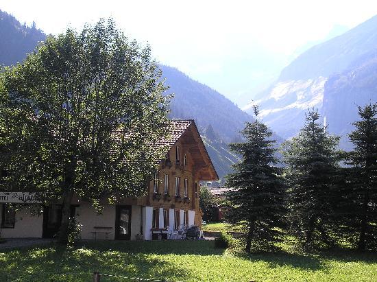 Alpina Hotel: the alpina