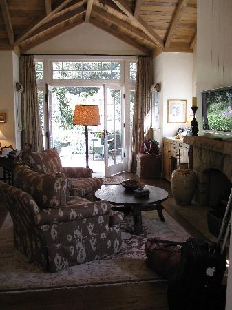 oak grove cottage entrance picture of san ysidro ranch a ty
