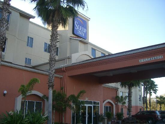 Sleep Inn Near Busch Gardens/usf: esterno