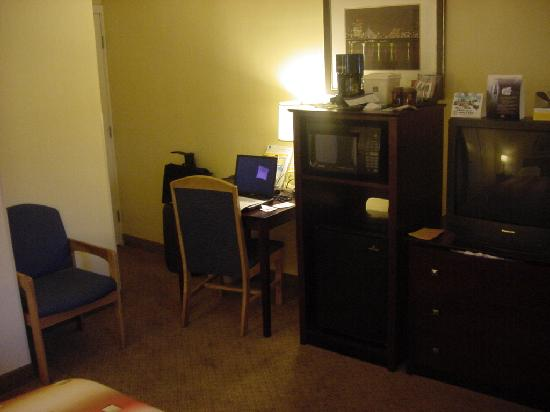 Hotel Boston: Minioffice