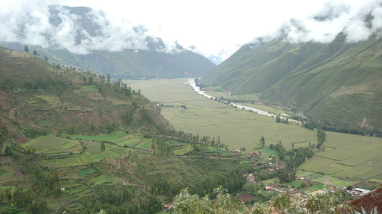 Urubambatal (Heiliges Tal), Peru: Sacred Valley View