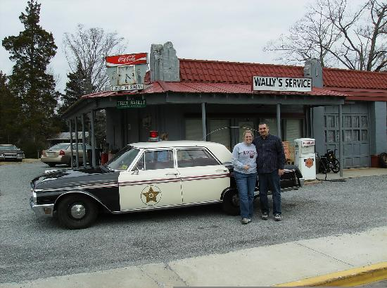 Mount Airy, Carolina del Nord: The 1963 Ford Galaxy