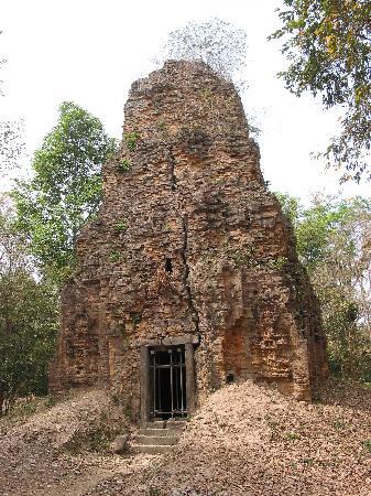 Kampong Thom Province, Kambodscha: Sambor Prei Kuk - Prasat Sambor