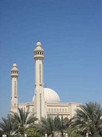 Manama, Bahrajn: Grand Mosque