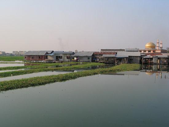 بنوم بن, كامبوديا: Phnom Penh - Boeng Kak