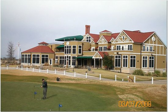 The Colony, TX: Clubhouse