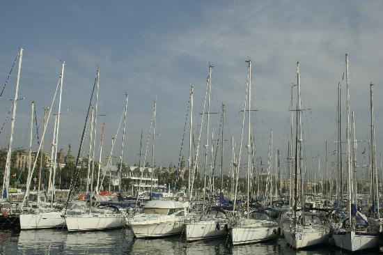 Barcelona, Spain: Port Vell