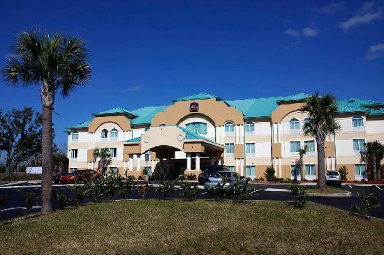 Best Western Plus Blue Angel Inn: Late afternoon, Best Western, Blue Angel, Pensacola, FL.