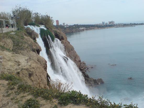 Duden Waterfalls: Duden