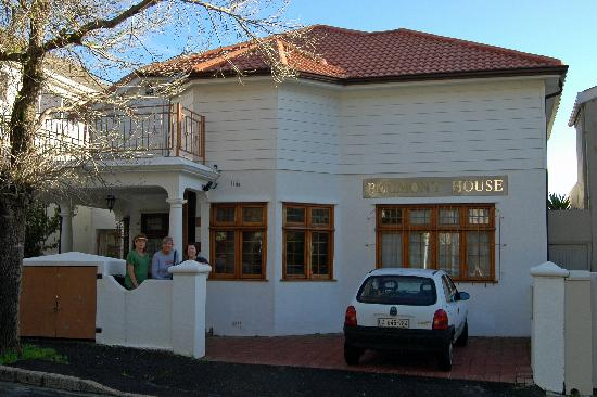 Belmont Guest House : Front of the house