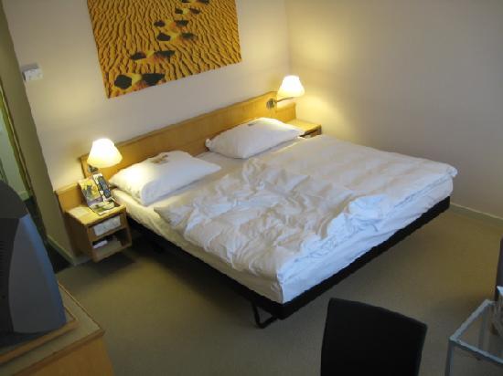 Movenpick Hotel Den Haag - Voorburg: Room view 2