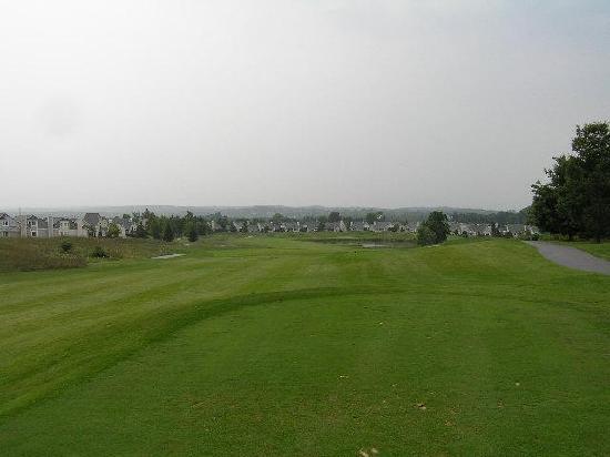 Grand Traverse Resort Golf Courses : The Bear golf course, Grand Traverse Resort
