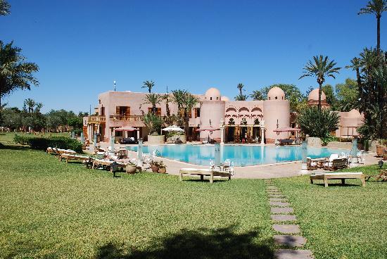 Palais Mehdi : The Palais and Pool