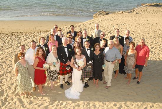 Velero Beach Hotel : Our group