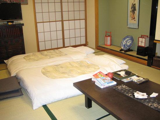 Sukeroku No Yado Sadachiyo : the room from the entry door