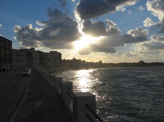 Algero, İtalya: trapani