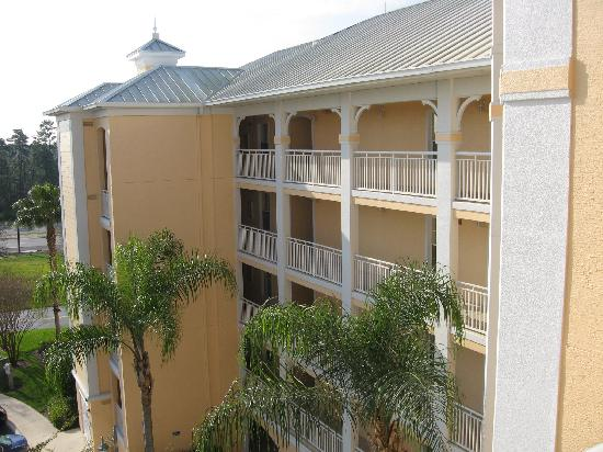 WorldMark Kingstown Reef: Exterior view of Gables