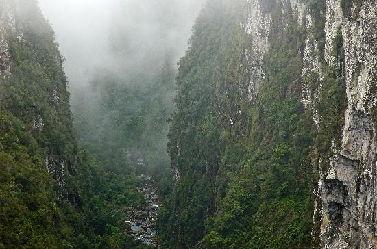 Cambará do Sul, RS : Canyon
