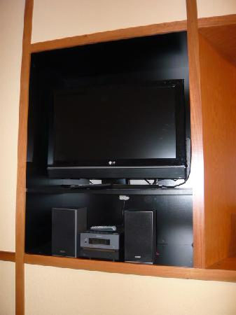 Fairfield Inn & Suites Melbourne Palm Bay/Viera: TV / stereo in area outside of the sleeping area