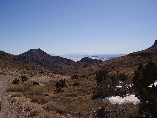 West Wendover, NV : shots taken while on atv ride